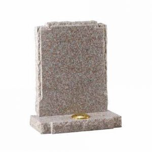 EC64-Autumn-brown-granite-with-pitched-side-and-check-shaped-shoulders-thornhill-memorials