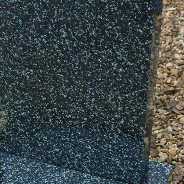 Thornhill Memorials Emerald Pearl Granite Headstone